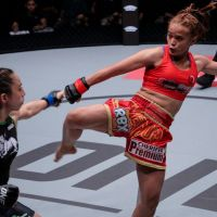 'ONE: Heroes of Honor' results: Gina Iniong vs Jenny Huang