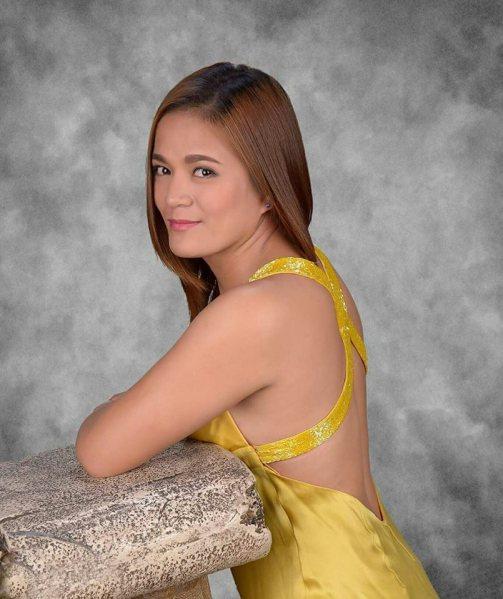 Gina Iniong (Facebook/Gina Iniong)