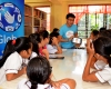 Globe volunteering program