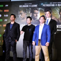'ONE: Heroes of Honor' results: Honorio Banario vs Adrian Pang