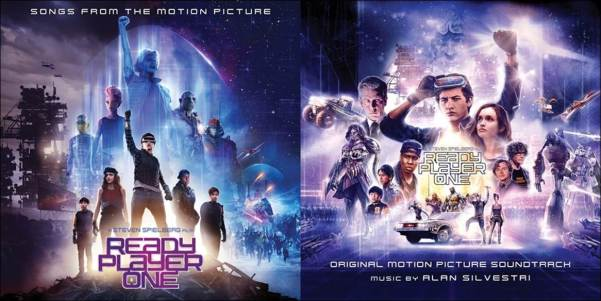 'Ready Player One' soundtrack