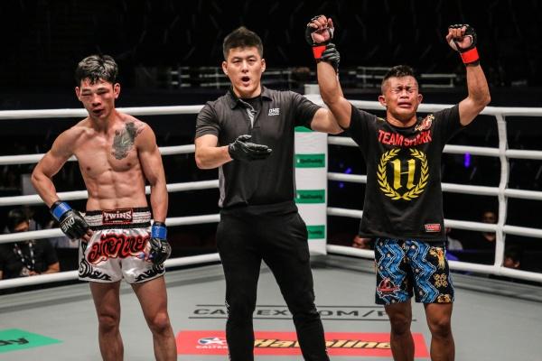 Lan Ming Qiang, Kemp Cheng, Adrian Matheis