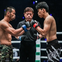 Akihiro Fujisawa still undefeated after successful ONE Championship debut at 'ONE: Heroes of Honor'