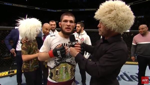 Khabib Nurmagomedov (YouTube/UFC)
