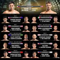 'ONE: Heroes of Honor' results: Kevin Belingon vs Andrew Leone, Giorgio Petrosyan vs Jo Nattawut