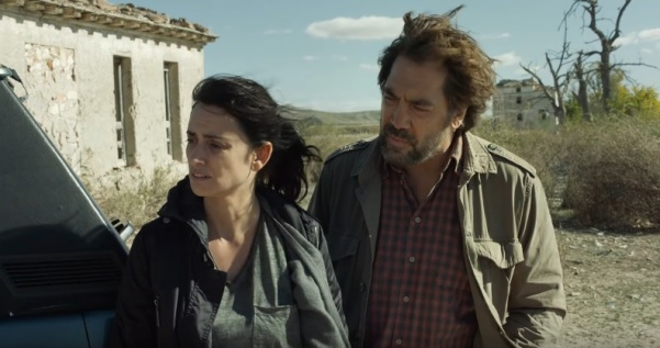 Penelope Cruz, Javier Bardem (YouTube/Universal Spain)