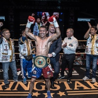Filipino boxer Michael Dasmarinas wins IBO Bantamweight World title at Ringstar's 'Roar of Singapore IV- The Night of Champions'