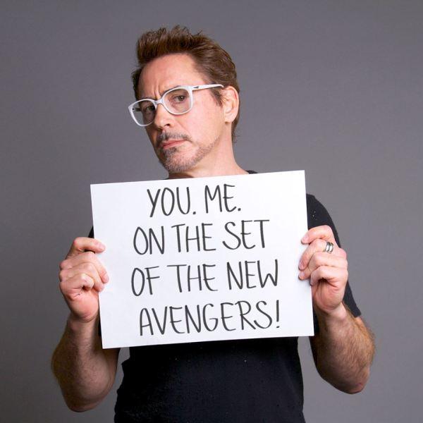 Robert Downey Jr. (Facebook/Robert Downey Jr.)