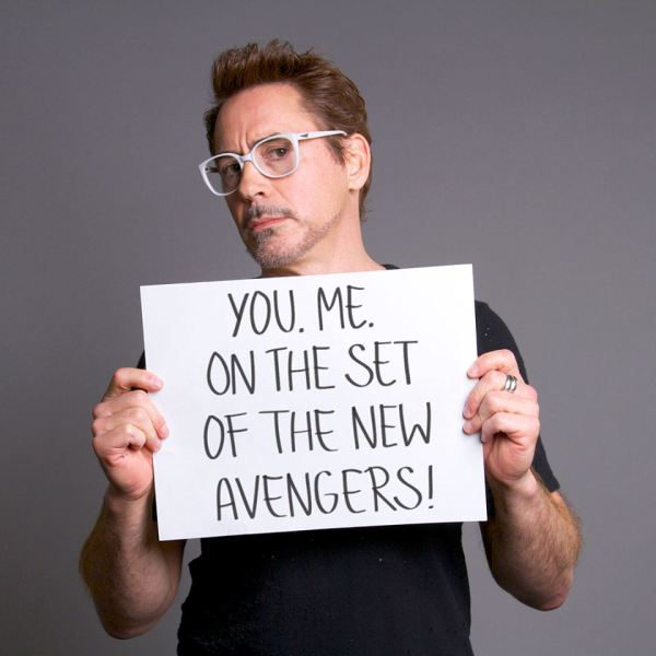 Robert Downey Jr. (Facebook/Robert Downey Jr.)