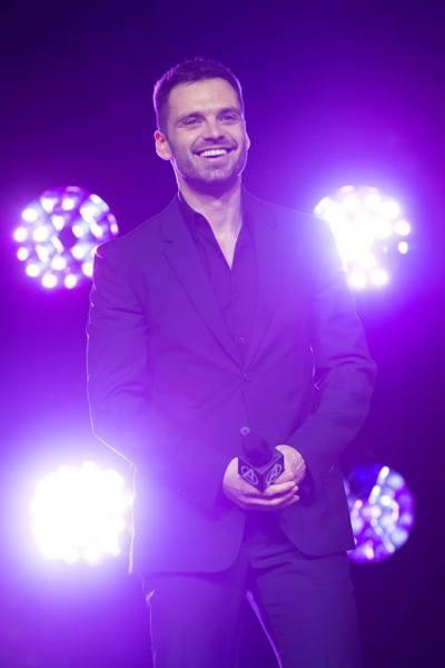 Sebastian Stan (Facebook/Avengers)