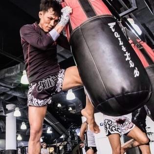 Singtongnoi Por Telakun (Instagram/Evolve Fight Gear)