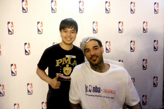 Conan Altatis, Willie Cauley-Stein