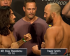 Elias Theodorou, Trevor Smith (YouTube/UFC)