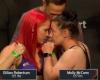 Gillian Robertson, Molly McCann (YouTube/UFC)