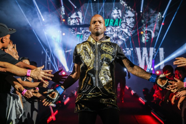Surinamese Muay Thai fighter Sergio Wielzen: ONE Championship is amazing