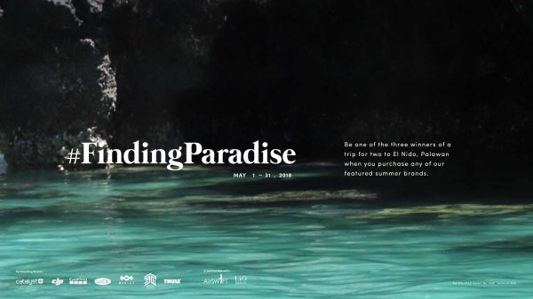 PMC Finding Paradise banner
