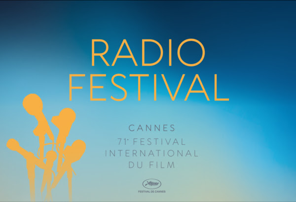 Radio Festival 2018 © Festival de Cannes