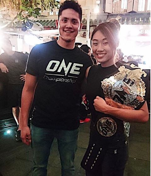 Joseph Schooling, Angela Lee