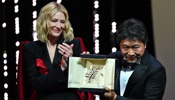 Cate Blanchett, Hirokazu Kore-eda