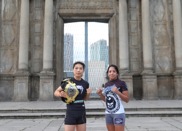 Xiong Jing Nan, Laura Balin