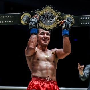Geje Eustaquio (© ONE Championship)