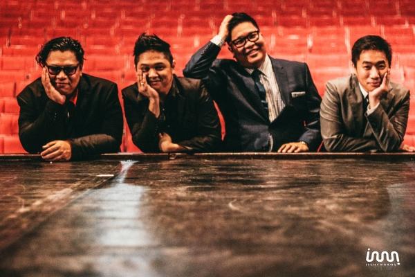 Jazz Nicolas, Chino Singson, Jugs Jugueta, Kelvin Yu
