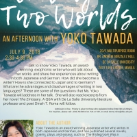 Japanese-German author Yoko Tawada to discuss writing in 2 languages in Manila