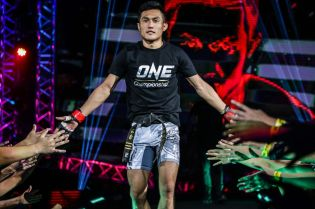 Fu Chang Xin (© ONE Championship)