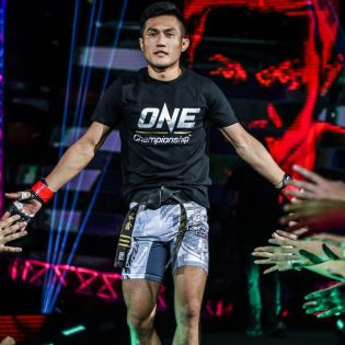 Fu Chang Xin (© ONE Championship)