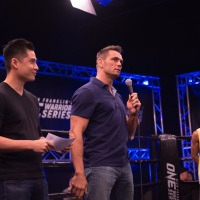 Jonathan Fong talks 'Rich Franklin's ONE Warrior Series' Season 2 success