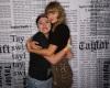 Lexi Caviston, Taylor Swift (Twitter/Lexi Caviston)