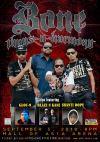 'Bone Thugs-N-Harmony Live in Manila' poster