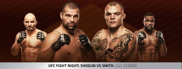 'UFC Fight Night 134' (Facebook/UFC)
