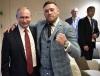 Vladimir Putin, Conor McGregor (Instagram/Conor McGregor)