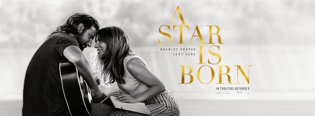 Bradley Cooper, Lady Gaga (Facebook/A Star is Born)