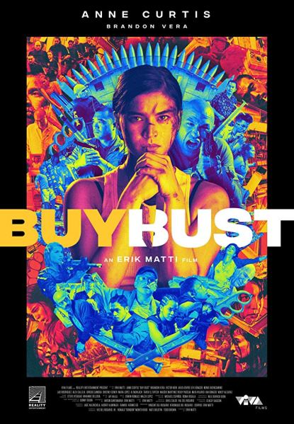 'BuyBust' poster
