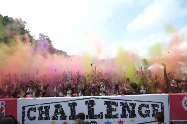 CM Challenge Run Clark