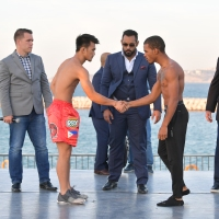 Team Lakay's Jeremy Pacatiw makes history at 'Brave 14' in Morocco