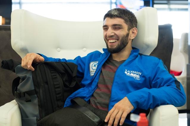 Velimurad Alkhasov