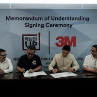 UP Fighting Maroons, 3M Philippines partnership sealed before UAAP Season 81