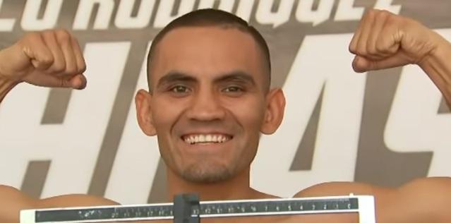 Iran Diaz (YouTube/ PromocionesdelPueblo boxeo)
