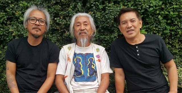 Lav Diaz, Kidlat Tahimik, Brillante Mendoza