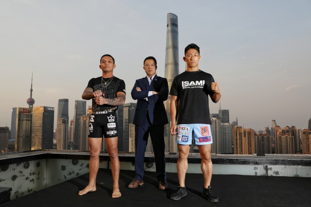 Roman Alvarez, Hua Fung Teh, Daichi Takenaka (photo by Dux Carvajal)