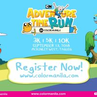 ColorManila, Cartoon Network's Adventure Time Run to be held in Bonifacio Global City
