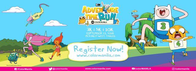 Cartoon Network's Adventure Time Run