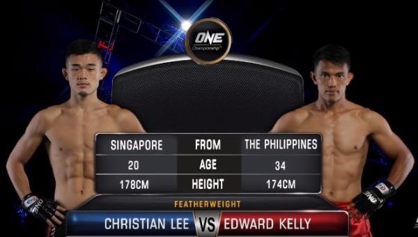Christian Lee, Edward Kelly