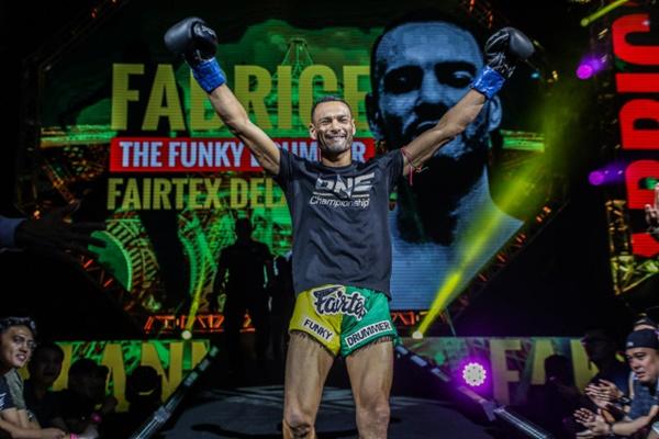 Fabrice Fairtex Delannon (©ONE Championship)