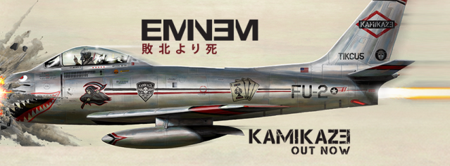 'Kamikaze' album