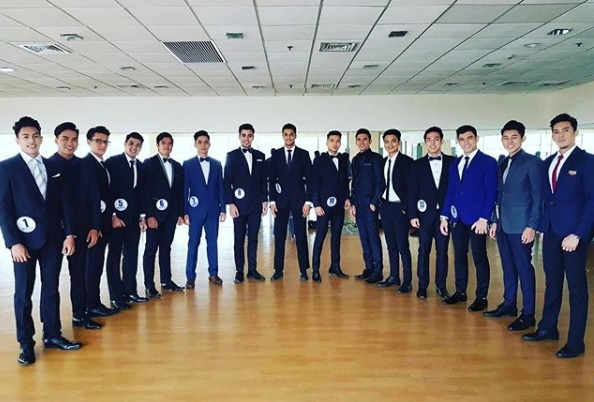 Mister World Philippines 2018 candidates