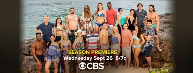 'Survivor' Season 37 castaways